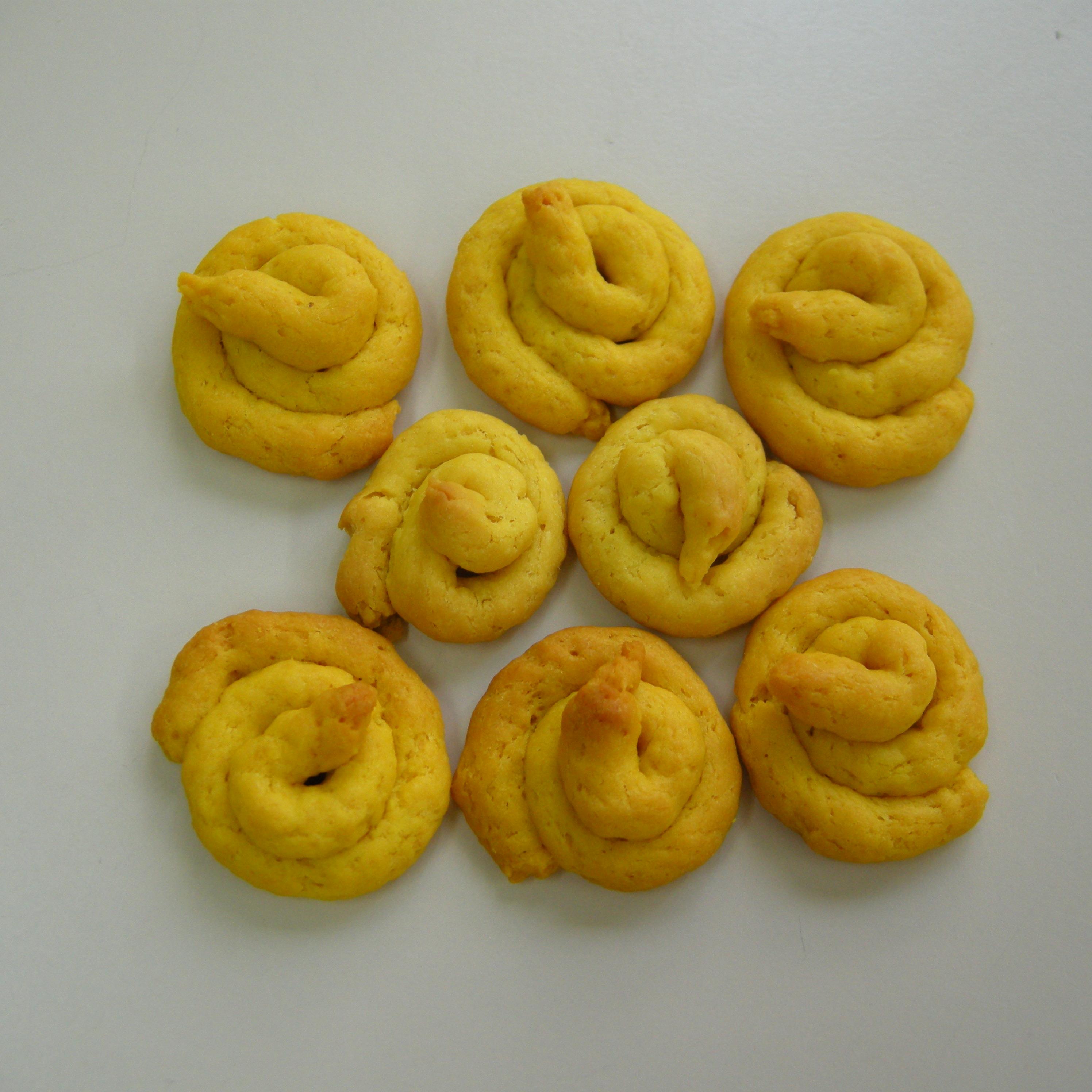 Intertwined —Zen Cookies 纏結—苦曲奇